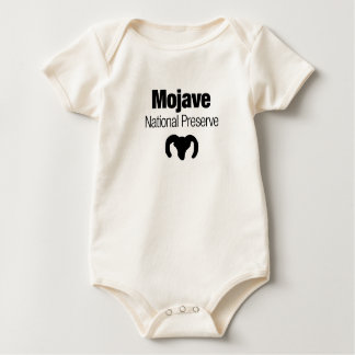 Mojave National Preserve Baby Bodysuit