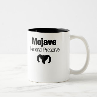 Mojave National Preserve Two-Tone Mug