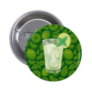 Mojito 6 Cm Round Badge
