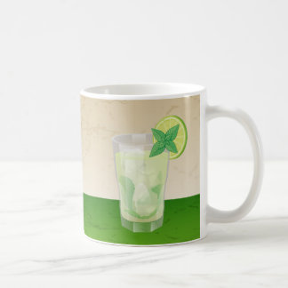 Mojito Basic White Mug
