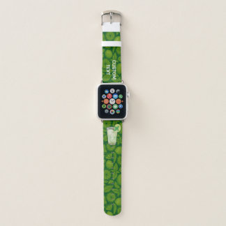 Mojito Cocktail Apple Watch Band