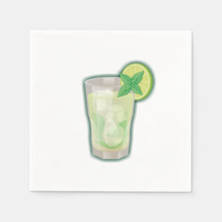 Mojito Disposable Napkins