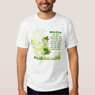Mojito- Puerto Rico Tee Shirts