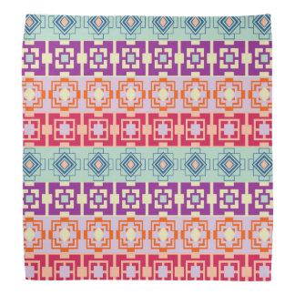 Mojo Hip Aztec Pattern Bandana