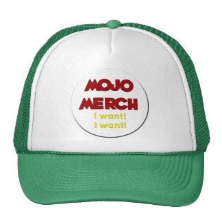 Mojo Merch Hat