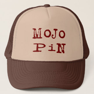 Mojo Pin Trucker Hat