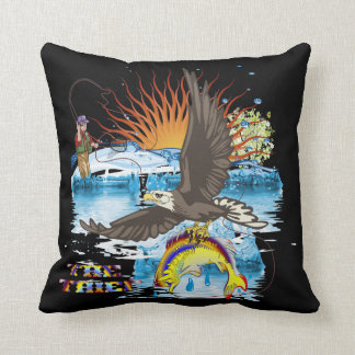 Mojo Special Fathers Day Throw Cushion