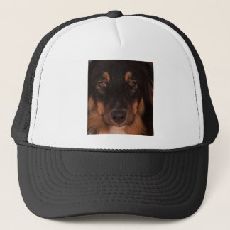 Mojo the Aussie Trucker Hat