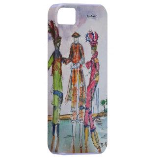 Moko Jumbies II iPhone 5 Case