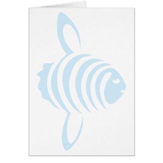 Mola Greeting Card
