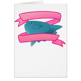 Mola Mola (no text) Greeting Card
