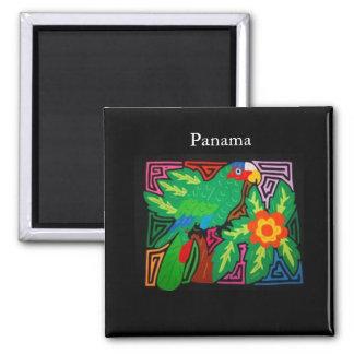 mola, Panama Square Magnet