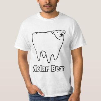 Molar Bear Polar Tooth Bear T-Shirt