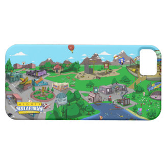 Molar Towne® iPhone case Case For The iPhone 5