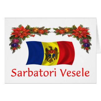 Moldova Christmas Card