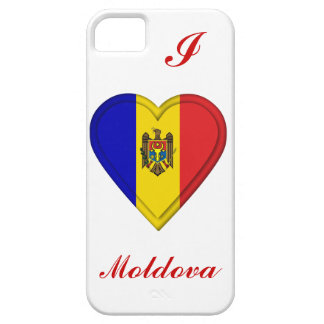 Moldova flag barely there iPhone 5 case