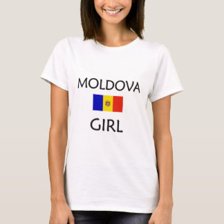 MOLDOVA GIRL T-Shirt