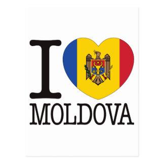 Moldova Love v2 Post Cards