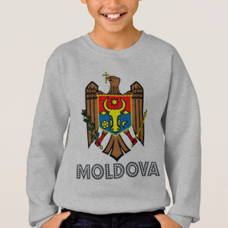 Moldovan Emblem Sweatshirt