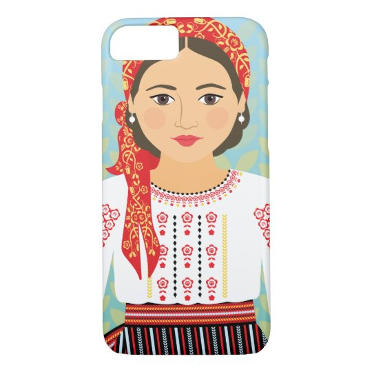 Moldovan Matryoshka Case