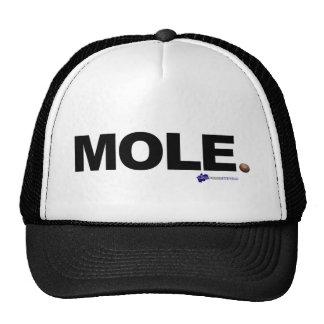 MOLE. TRUCKER HATS