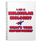 Molecular Biologist .. What's Your Superpower? Notebook