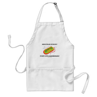Molecular Ecology Starts With Microbiology Aprons