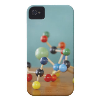 Molecular model iPhone 4 Case-Mate cases