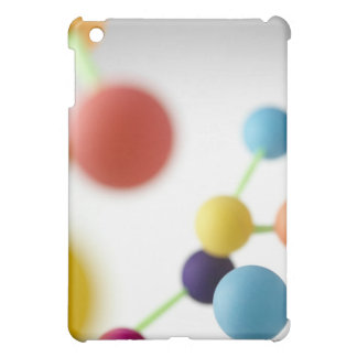Molecular structure. iPad mini case