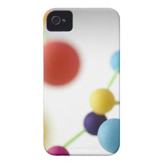 Molecular structure. iPhone 4 Case-Mate cases