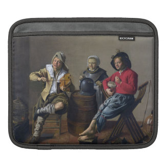"Molenaer's ""Making Music"" iPad sleeve"