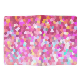 Moleskine Notebook Cover Mosaic Sparkley Texture