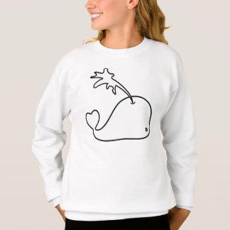 Moletom for Girls Sweatshirt