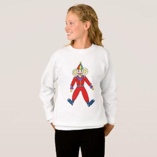 Moleton Prints Clown Sweatshirt