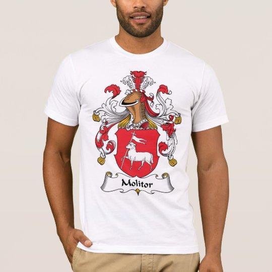 Molitor Family Crest T-Shirt