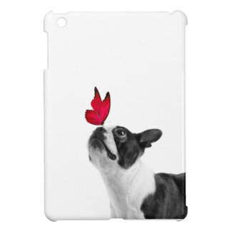 Mollie mouse child Boston Terrier iPad Mini Cases