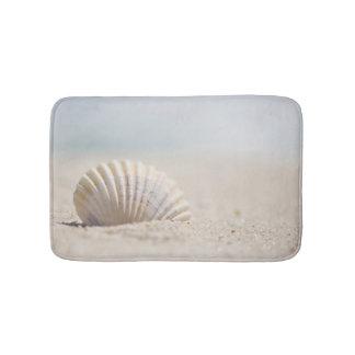 Mollusk Seashell Bath Mat