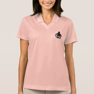 Molly Art Deco - Logo Polo Shirt