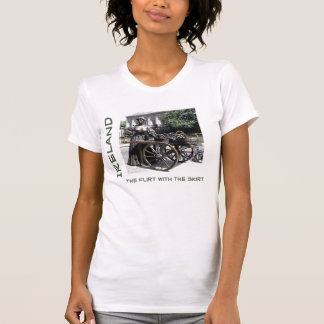 Molly Malone and Wheelbarrow Ireland T Shirt