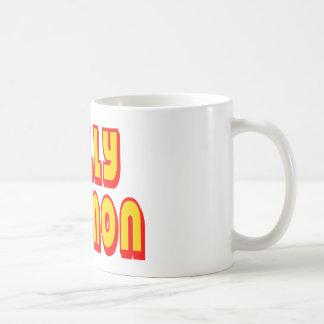 Molly Mormon Basic White Mug