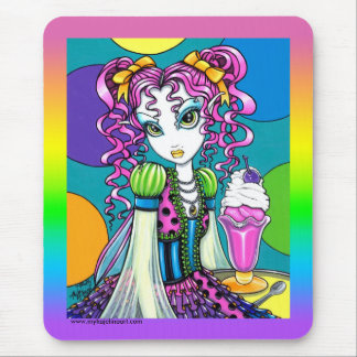 Molly Rainbow Soda Shop Couture Fairy Mousepad