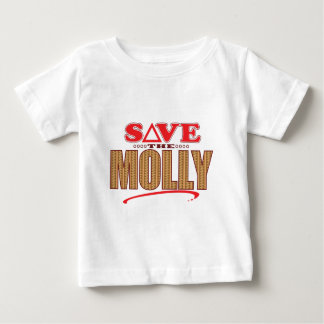 Molly Save Baby T-Shirt