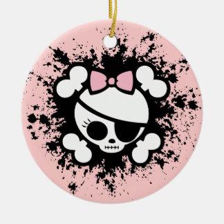 Molly Splat Christmas Ornament