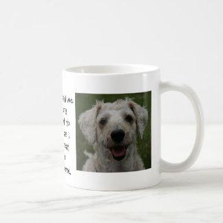 Mollywog the Dog Mug: Call Me Anything