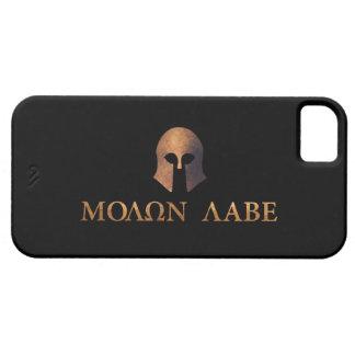 Molon Labe (Come and Get It) iPhone 5 Cover
