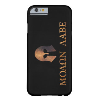 Molon Labe Come and Get It iPhone 6 Case