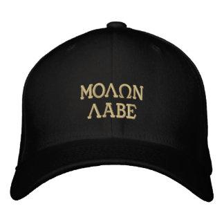 Molon Labe (Come and Take Them) Embroidered Cap