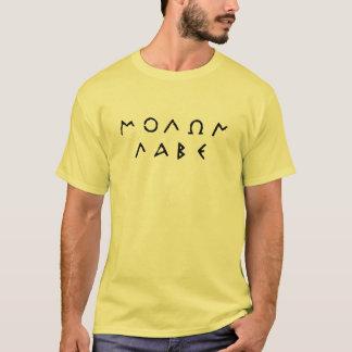 Molon Labe/Come and Take Them T-Shirt