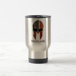 Molon Labe - Come and Take Them USA Spartan Mug