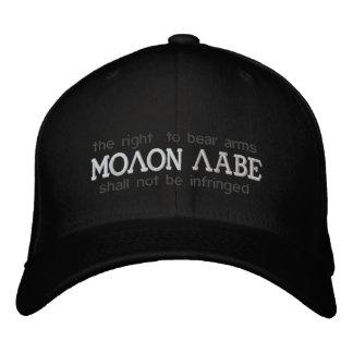 Molon Labe Embroidered Hat